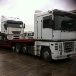 tractor unit HGV trailer hire sales